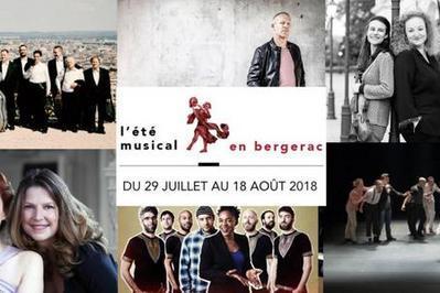 L'Été Musical en Bergerac 2018