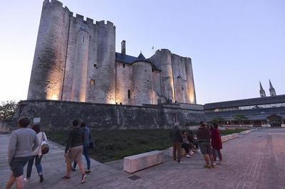 L'évolution Architecturale Du Donjon à Niort
