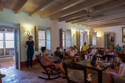 L'habitation La Sucrerie, 200 Ans D'histoire à Les Anses D'arlet