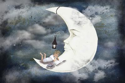 L'heure du conte : Qui a grignoté la lune ? à Chalon sur Saone