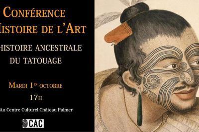 L'histoire Ancestrale Du Tatouage à Cenon