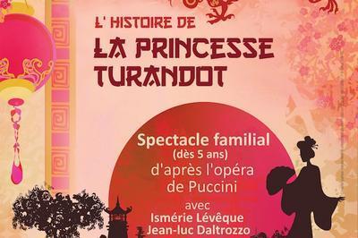 L'Histoire de la Princesse Turandot à Montauban