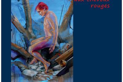 L'homme Aux Cheveux Rouges à Avignon