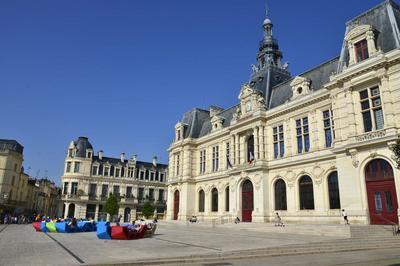 L'hôtel De Ville De Poitiers, Le Quiz !