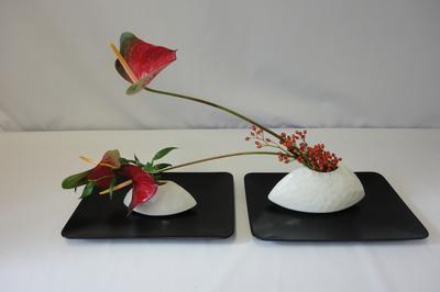 L'ikebana ou l'art de faire vivre les fleurs à Troyes