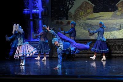 L'Iles des rêves : Cirque Nationale de Russie à Pouzauges