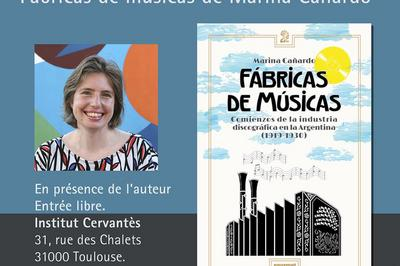 L'industrie discographique en Argentine à Toulouse