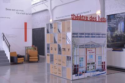 L'industry Box : Boîte à Sons Et à Images Immersive Pour Un·e Ou Deux Spectateur·trice·s, à Commentry