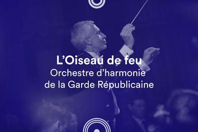 L'Oiseau de feu • 72e Festival de musique de Besançon à Dole