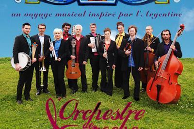 L'Orchestre de Poche : Parana, tournée des kiosques à musique à Toulouse