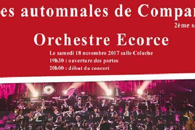 L'Orchestre Ecorce à Compans