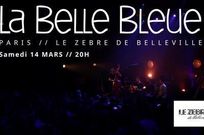 La Belle Bleue à Paris à Paris 11ème