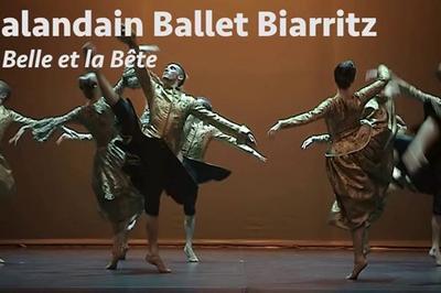 La Belle et la Bête par le Ballet Malandain à Massy