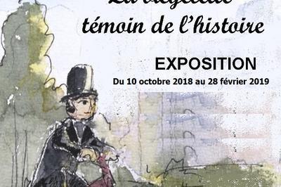 La bicyclette témoin de l'hisoire à Saint Etienne