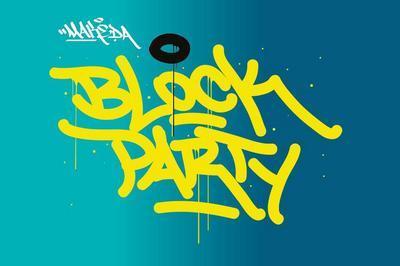 La Block Party du Dimanche Aprem par Cré-Scene & Orizon Sud Public · Organisé par Le Makeda à Marseille
