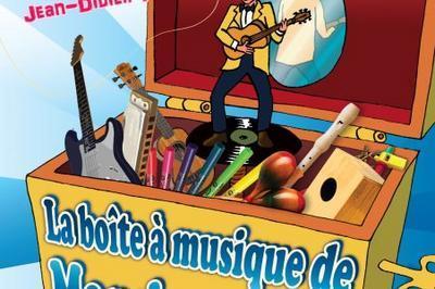 La Boite A Musique De Monsieur Zic à Aix en Provence