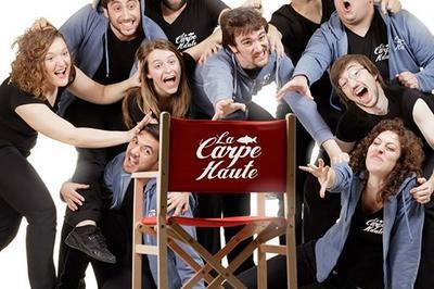 La Carpe Haute : Production ! à Strasbourg