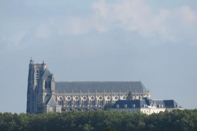 La Cathédrale : Son Architecture, Ses Sculptures, Ses Vitraux... à Bourges