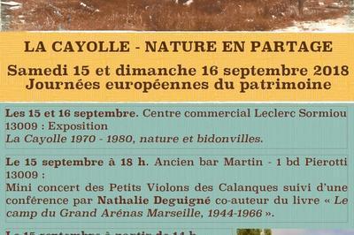 La Cayolle Nature En Partage à Marseille