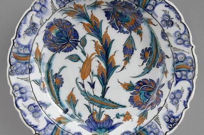 La Céramique D'iznik Une Collection Entre Orient Et Occident à Ecouen