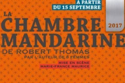 La Chambre Mandarine à Paris 5ème
