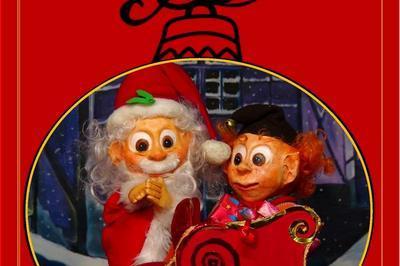 La chanson du père Noël: Spectacle de marionnettes à Cugnaux
