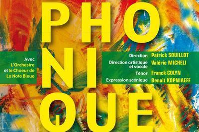 La chanson française en symphonique à Belley