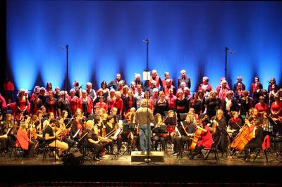 La chanson française en symphonique à Saint Martin d'Heres