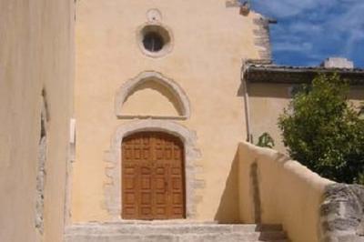 La Chapelle Des Pénitents Blancs à Caumont sur Durance