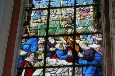 La Chapelle Et Le Dôme De L'ancien Hopital Saint-laurent à Chalon sur Saone