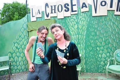 La Chose A Voir / Laure Chailloux et Louise Bronx / Métalu A Chahuter à Lille