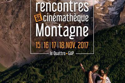 La Cinematheque De Montagne 2017