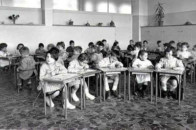 La Classe Des Années 1950 à Saint Nazaire