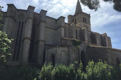 La Collégiale Notre-dame-de-grâce Et Ses Enjeux De Conservation à Serignan