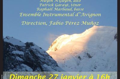 La Création de Haydn à Avignon