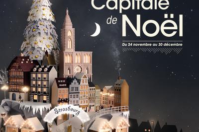 La crèche vivante de la cathédrale de Strasbourg