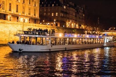 La Croisiere Gourmande A Paris à Paris 13ème
