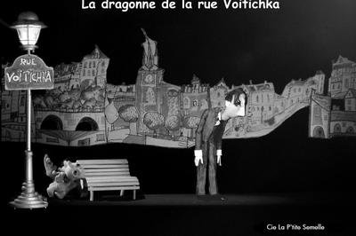 La dragonne de la rue Voïtichka à Locronan