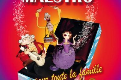 La Famille Maestro à Paris 4ème