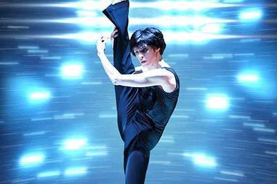 La Femme Qui Danse à Amiens