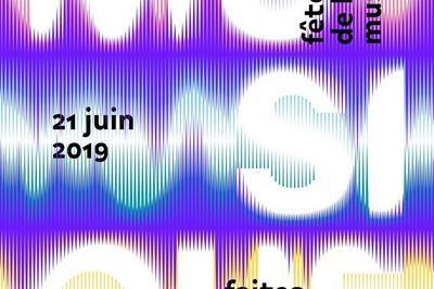 La Fête de la Musique à Auxerre