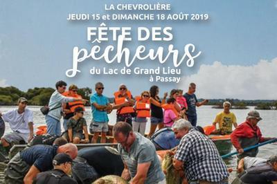 La Fête des Pêcheurs du lac de Grand Lieu 2019