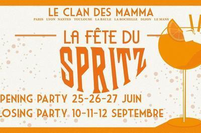 La Fête du Spritz  à Lyon