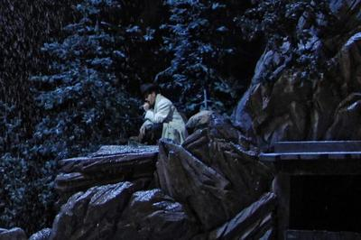 La fille du far-west - Les retransmissions du Metropolitan Opera de New-York à Le Haillan