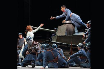 La fille du régiment - Les retransmissions du Metropolitan Opera de New-York à Le Haillan