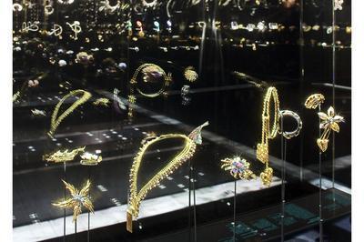 La Galerie Des Bijoux Du Musée Des Arts Décoratifs : Une Merveille ! à Paris 1er
