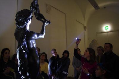 La Galerie Des Sculpture À La Torche à Montpellier