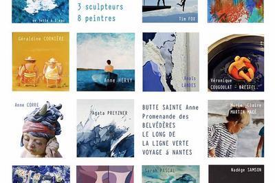 La Galerie LE 56 se jette à l'eau à Nantes