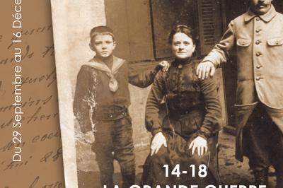 14-18, la Grande Guerre à Pont l'Eveque