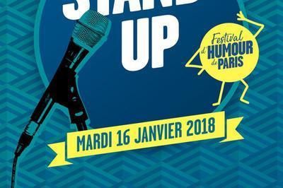 La Grande Soiree Du Stand Up à Paris 2ème